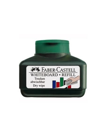 Refill Marker Whiteboard Grip Faber-Castell - Verde