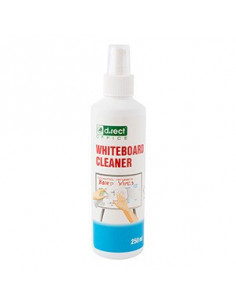 Spray Curatare Whiteboard D.Rect 250Ml