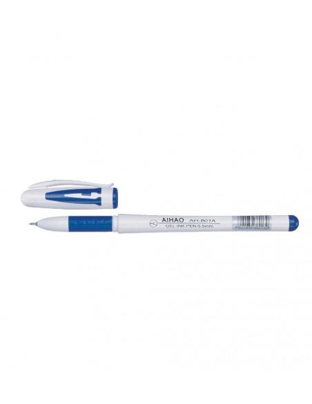 Pix Aihao 801A Gel 0.5 mm - Albastru