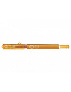 Pix cu gel Pilot Maica cu capac 0.4 mm - Auriu