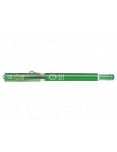 Pix cu gel Pilot Maica cu capac 0.4 mm - Verde