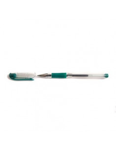 Pix Cu Gel Grip D.Rect 0.5Mm - Verde