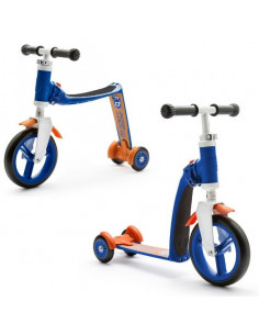 TROTINETA COPII TRANSFORMABILA 2IN1 Scoot & Ride HighwayBaby+