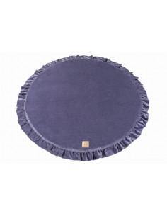 Saltea de joaca din spuma MeowBaby® pentru copii, rotunda cu