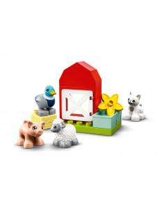 Lego Duplo: Animalele de la ferma 10949, 11 piese