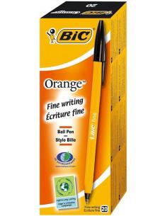 Pix BIC Orange Fine 0.3 mm 20 buc/cutie Negru