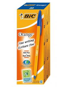 Pix BIC Orange Fine 0.3 mm 20 buc/cutie Albastru