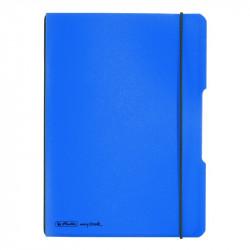Caiet Herlitz My.Book Flex A4 40F Dictando Albastru Dechis