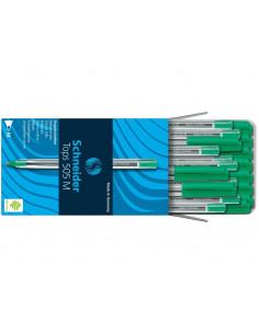 Pix Schneider Tops M 0.4 mm 50 buc - Verde