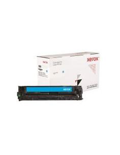 Toner cyan capacitate mare echivalent cu HP CF401X (HP 201X) /