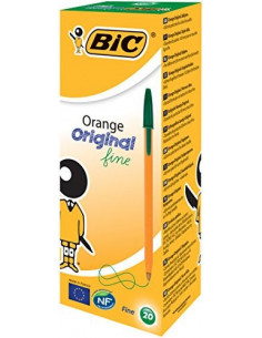 Pix BIC Orange Fine 0.3 MM  20 buc/cutie Verde