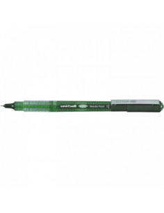 Roller UNI-BALL 0.5 mm UB-165 Eye NeedlePoint, Verde
