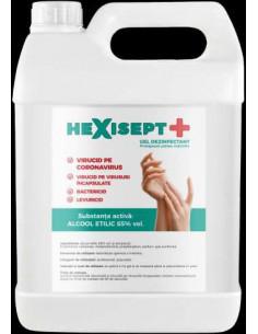 HEXISEPT+ GEL ANTIBACTERIAN 5L