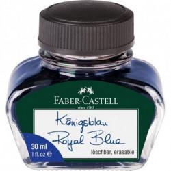 Cerneala Faber-Castell  30 ml - Albastru