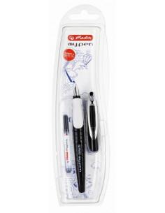 Stilou My Pen M Negru/Alb, Blister