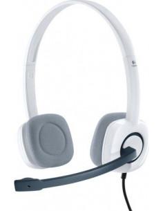"""CASTI Logitech, """"H150"""", cu fir, standard, utilizare multimedia"""