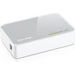 SWITCH TP-LINK 5 porturi 10/100Mbps, carcasa plastic