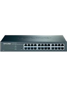 SWITCH TP-LINK 24 porturi Gigabit, carcasa metalica, rackabil