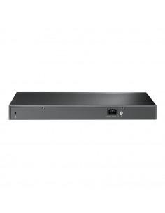 SWITCH TP-LINK 16 porturi Gigabit, 16 x POE 192W total power, 2