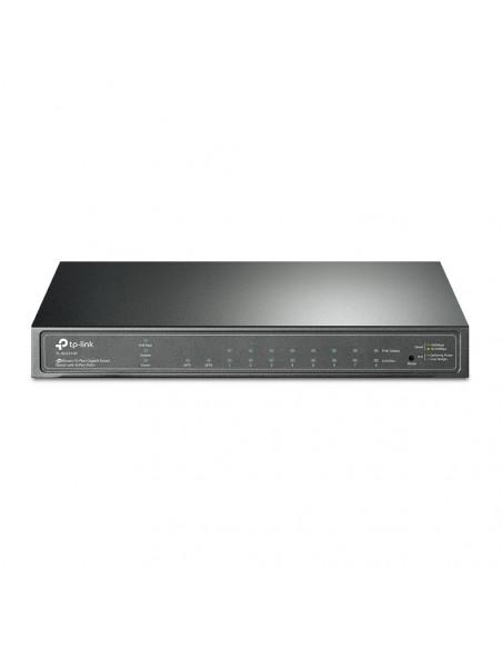 SWITCH TP-LINK 8 porturi Gigabit, 8 x POE+ 58W total power, 2 x