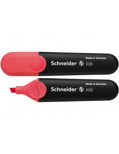Textmarker Schneider Job - Rosu