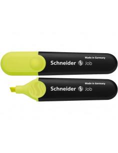 Textmarker Schneider Job - Galben