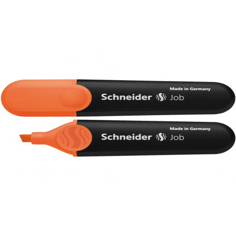 Textmarker Schneider Job - Portocaliu