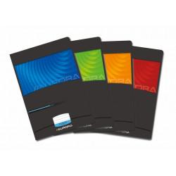 Caiet A4, 36 file, 90g/mp, liniat stanga, coperta carton