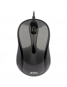 """MOUSE A4TECH, """"N 350"""" notebook, PC, cu fir, optic, USB, 1000"""