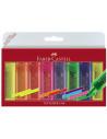 Textmarker Superfluorescent 1546 Faber-Castell - Set 8 Culori