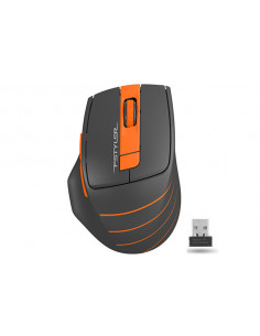 """MOUSE A4TECH - gaming, """"FG30"""", wireless, optic, Wireless, 2000"""