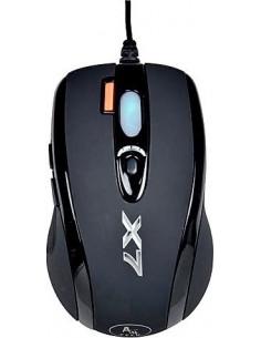 MOUSE A4TECH gaming, cu fir, USB, laser, 3600 dpi