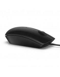 """MOUSE DELL, """"MS116"""" notebook, PC, cu fir, optic, USB, 1000 dpi"""