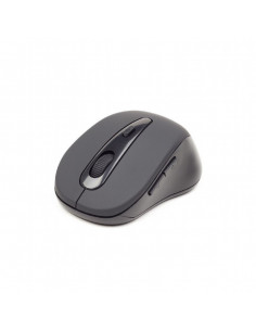MOUSE GEMBIRD, notebook, PC, wireless, optic, Bluetooth, 1600
