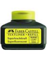 Refill Textmarker Faber-Castell - Galben