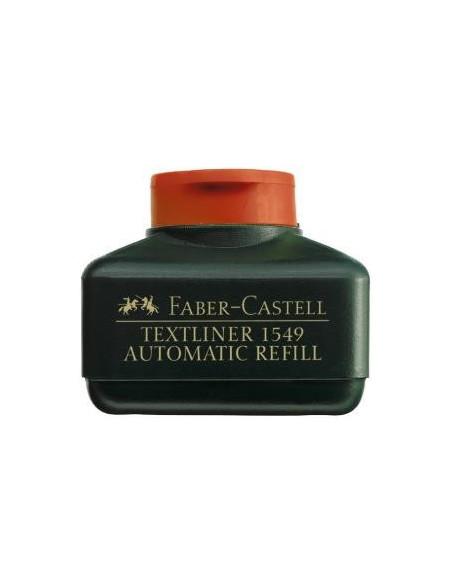 Refill Textmarker Faber-Castell - Portocaliu