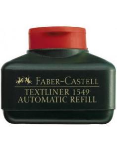 Refill Textmarker Faber-Castell - Rosu