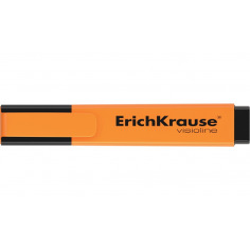Textmarker Erich Krause Visioline V20, Portocaliu