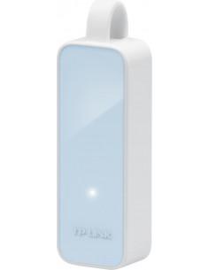 ADAPTOR RETEA TP-LINK, extern, USB 2.0, port RJ-45, 100 Mbps