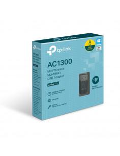 ADAPTOR RETEA TP-LINK AC1300, extern wireless 2.4 GHz | 5 GHz