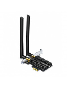 ADAPTOR RETEA TP-LINK AC3000, intern wireless 2.4 GHz | 5 GHz