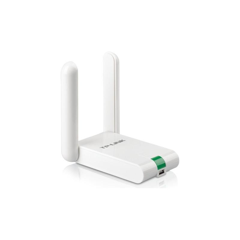 ADAPTOR RETEA TP-LINK MINI, extern wireless 2.4 GHz, Mini USB