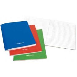 Caiet A4, 60 file, 80g/mp, liniat stanga, coperta carton