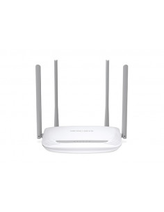 ROUTER MERCUSYS wireless 300Mbps, 4 porturi 10/100Mbps, 4 x