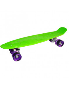 Placa skateboard, roti silicon, 56 cm