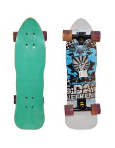 Placa skateboard profi, roti silicon