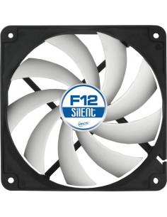 """VENTILATOR ARCTIC PC 120x120x25 mm, ''F12 Silent"""", low noise FD"""