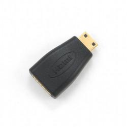 "ADAPTOR video GEMBIRD, HDMI la mini-C, M/T, ""A-HDMI-FC"""