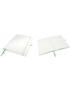 Caiet de birou LEITZ Complete, A4, dictando, alb