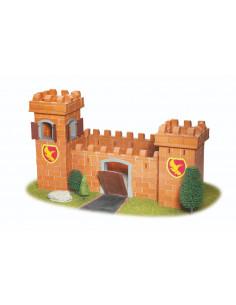 Castelul Cavalerilor, Joc Constructie Teifoc
